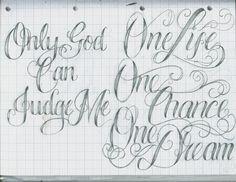 Cursive Tattoos Fonts Letters Names Designs Tattoo Art Wallpaper
