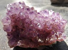 Amethyst from Thunder Bay, Ontario, Canada