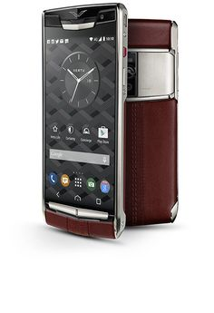 Technical specifications Signature Touch Vertu