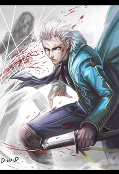 Yaoi ~ Devil May Cry ~~~ Vergil