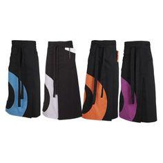 Avental Francês bicolor - Global Uniformes Trunks, Swimming, Sweatpants, Swimwear, Fashion, Apron, French Tips, Drift Wood, Swim