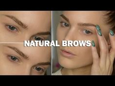 Videotutorial – Natural brows