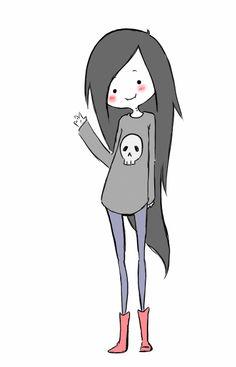 Adventure Time- Marceline