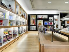 Contract Retail: Charles Sparks, IIDA (Honorable Mention)