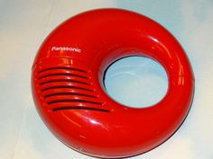Image result for panasonic red retro radios