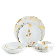 Dying over this Jonathan Adler porcelain dinnerware!!  sc 1 st  Pinterest & The 5 Most Popular Dinnerware Sets for Millennials | Dining sets ...