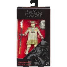 Star Wars Constable Zuvio Black Series 6 inch figure