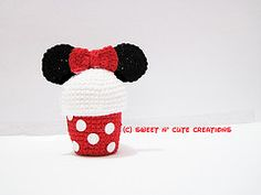 amigurumi animal like minnie mouse crochet - Google-haku