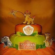 Resultado de imagen para torta la guardia del leon