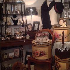 My shop......Het lijstje van brocante