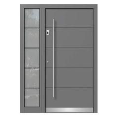 62 Ideas main entrance door modern interior design for 2019 Modern Entrance Door, Modern Front Door, House Front Door, House Entrance, Entrance Doors, Door Gate Design, Main Door Design, Wooden Door Design, Front Door Design
