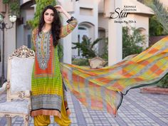 Star Classic Lawn Eid Collection 2014