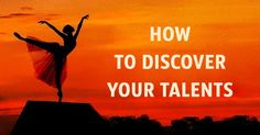 11simple steps todiscover your talents