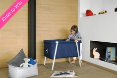 One Project Nursery reader will win a Dream Cot in your choice of color.
