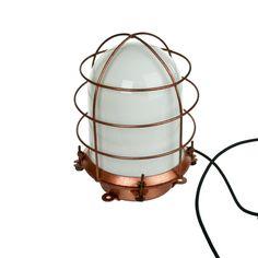 Refurbished Vintage Dock Lamp design inspiration on Fab.