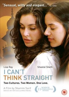 Watch I Can't Think Straight online. Stream I Can't Think Straight instantly. Amazon Instant Video, Amazon Video, Girly Movies, Good Movies, Mademoiselle De Maupin, Lisa Ray, Canal No Youtube, Love Scenes, Think