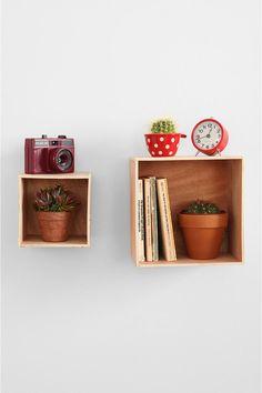 Modern Curiosity Shelf #urbanoutfitters