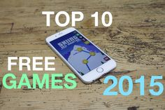 Top 10 Best FREE iPhone/iOS Games 2015 (V1)