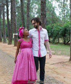 Nice Traditional Wedding dresses An Enchanting Sotho Traditional Wedding. African Attire, African Wear, African Women, African Dress, African Style, African Clothes, Sotho Traditional Dresses, African Traditional Dresses, Traditional Outfits