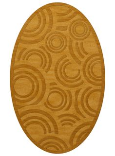 Dover Butterscotch Area Rug