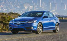 Acura ILX 2016 Blue