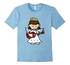 Men's Smiletodaytees Adorable Angel Playing Guitar T-shir... https://www.amazon.com/dp/B01JBD90PC/ref=cm_sw_r_pi_dp_UD-MxbF7K0SE8