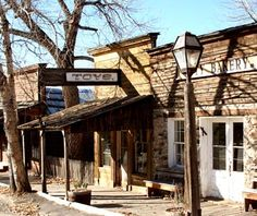 Virginia City, MT    Founded on gold mining in 1863, this town once had about  10,000 residents—including Calamity Jane—and was even briefly the capital of  the Montana Territory. Maybe it was bad karma having your capital share the  name of another state, or just the fact that gold ran out, but the city has  been frozen in time since the late 19 th century.