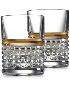 Waterford Rebel Collection Crystal Shot Glass Set