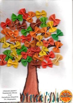 аппликация из пластилина дерево - Поиск в Google