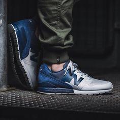 New Balance MRL996FU (grau / blau) - 43einhalb Sneaker Store Fulda