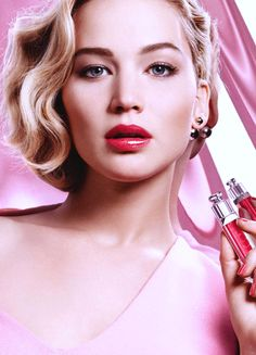Jennifer Lawrence, jenniferlawurence: Jennifer Lawrence for Dior...