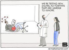 digital ad formats cartoon