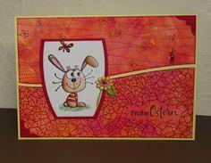 Stempeln-macht-Spass: Penny Black - Easter bunny