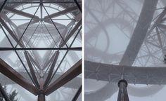 """""""The Skywalk"""" by Zdeněk Fránek Architects © Jakub Skokan, Martin Tůma / BoysPlayNice"""