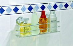 Everloc EL-10104 Bath and Kitchen Rack, Chrome by Everloc. $14.99. Spice up your?home with this go anywhere Bath and Kitchen Rack. Approximate Dimensions 12 by 3 by 2.2. Spice it up by keeping your favorite spices handy and much more. Everloc is a real revolution in the realms of suction-fix products A DIY (do-it-yourself) dream. Easy to assemble. No tools, drills or glue. Comes with everything you need. From the Manufacturer Suction Lock Bath an...