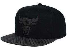 e3f18dcaa0f Chicago Bulls Mitchell and Ness NBA Reflective Iridescent Snapback Cap Hats Chicago  Bulls
