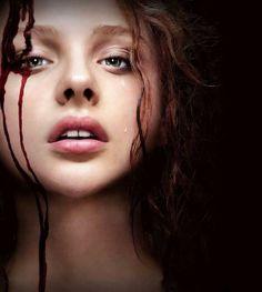 Chloe Moretz as Carrie White