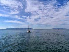 #sailing in The #Maremma natural park