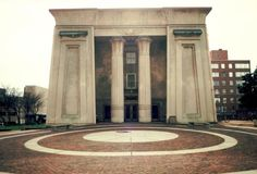 | ♕ |  Egyptian Revival Building - Richmond, VA