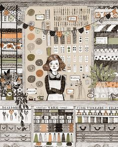(via Illustration - Abigail Halpin)