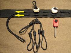 Make your own 'Iceman belt'. Ötzi's 5300 year old belt attachment system reborn! - Bushcraft USA Forums