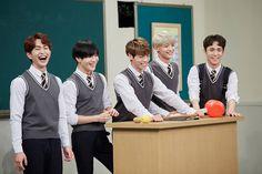 161112 #SHINee - JTBC's 'Knowing Brothers' #Taemin #Minho