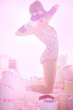 Pastel Pastry Photography - The Marie Claire China February 2012 Editorial is Elegantly Delicious (GALLERY)