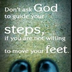 We are to WALK after the spirit.. not sit on the couch!  #TeamJesus