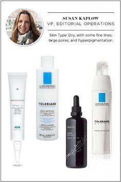 La Roche-Posay Toleriane Dermo Cleanser  La Roche-Posay Toleriane Ultra Moisturizer