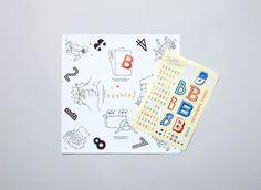 Charlie Smith Design — Kids Menu
