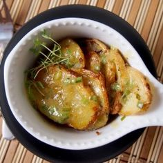 Roast New Potato Salad