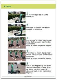 WerkPortfolio Groen 1, 2 en 3 : stap voor stap zelfstandig in de groenvoorziening werken
