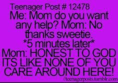 Teenager Post  True