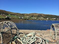 Uig pier, Isle of Skye. Where you catch the ferry to Lewis & Harris, or North Uist en route to South Uist and Barra.